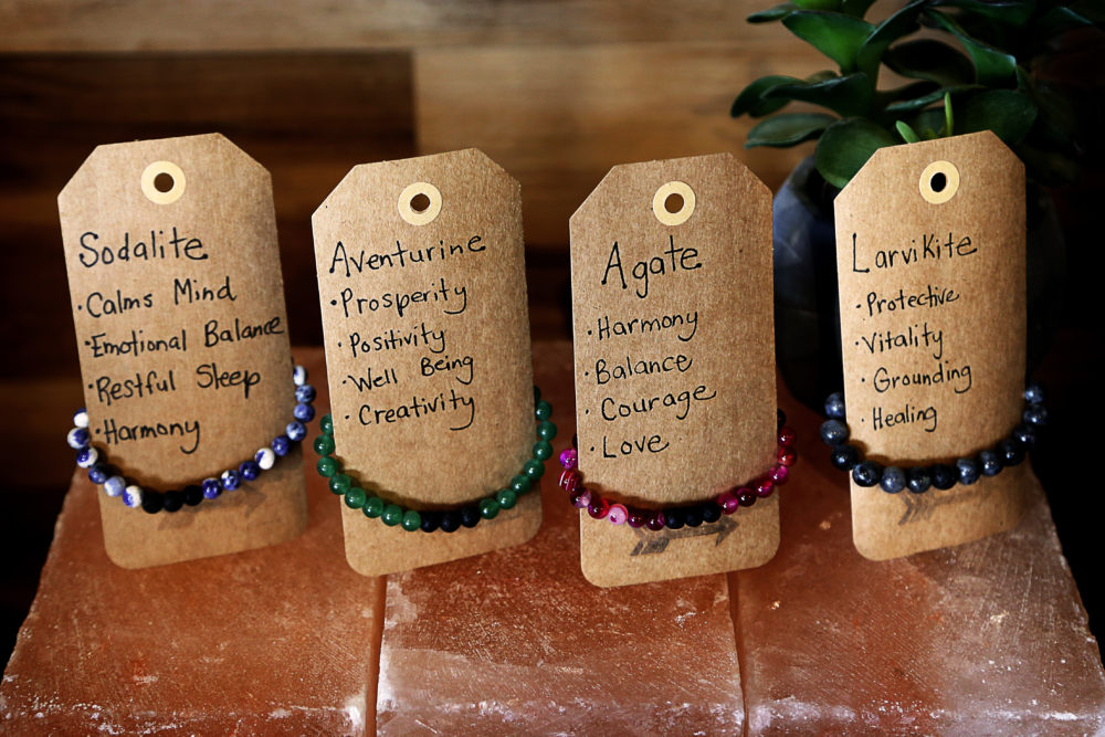 exhalo spa Barrhaven - Harmony Mae Therapy Bracelets