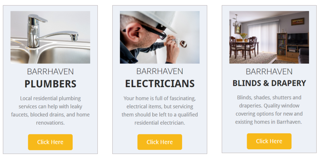 Barrhaven Home Renovation and Services Directory - Plumbers, Roofers, Electricians and more