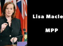 Lisa Macleod Nepean MPP Barrhaven