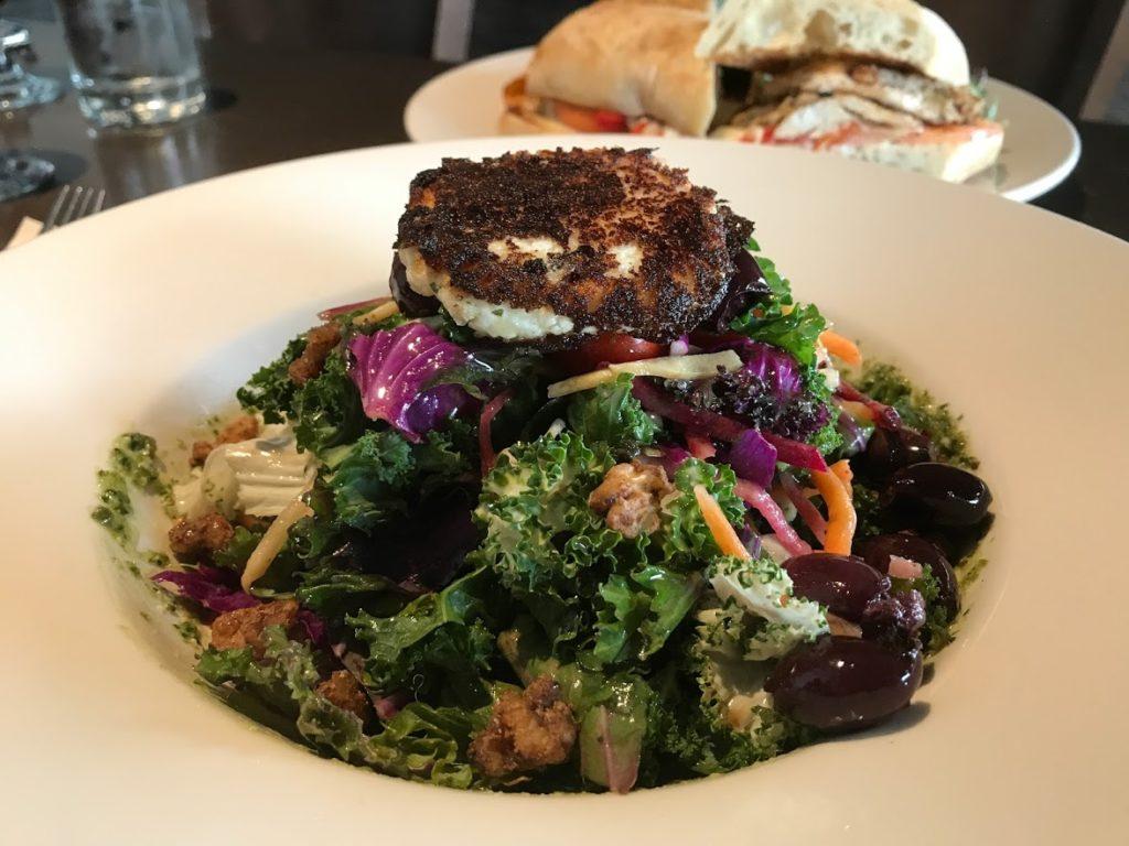 Barrhaven Stoneface Dollys Kale Salad