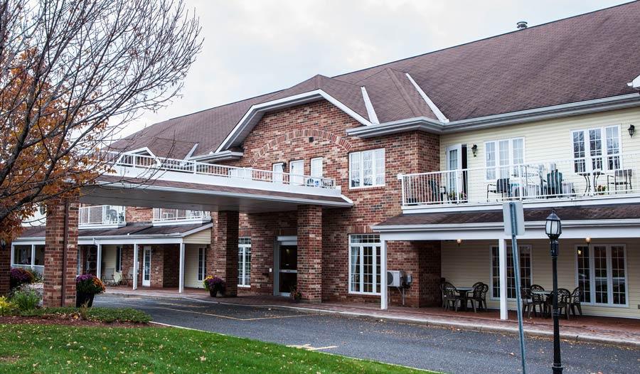 Barrhaven Retirement Residence Home