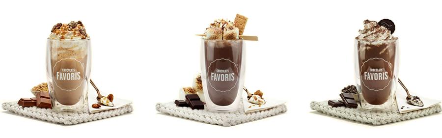 Barrhaven Chocolats Favoris Dessert Drinks