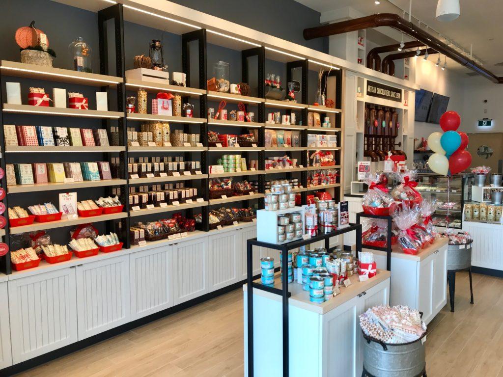 Barrhaven Chocolats Favoris Gift Shop