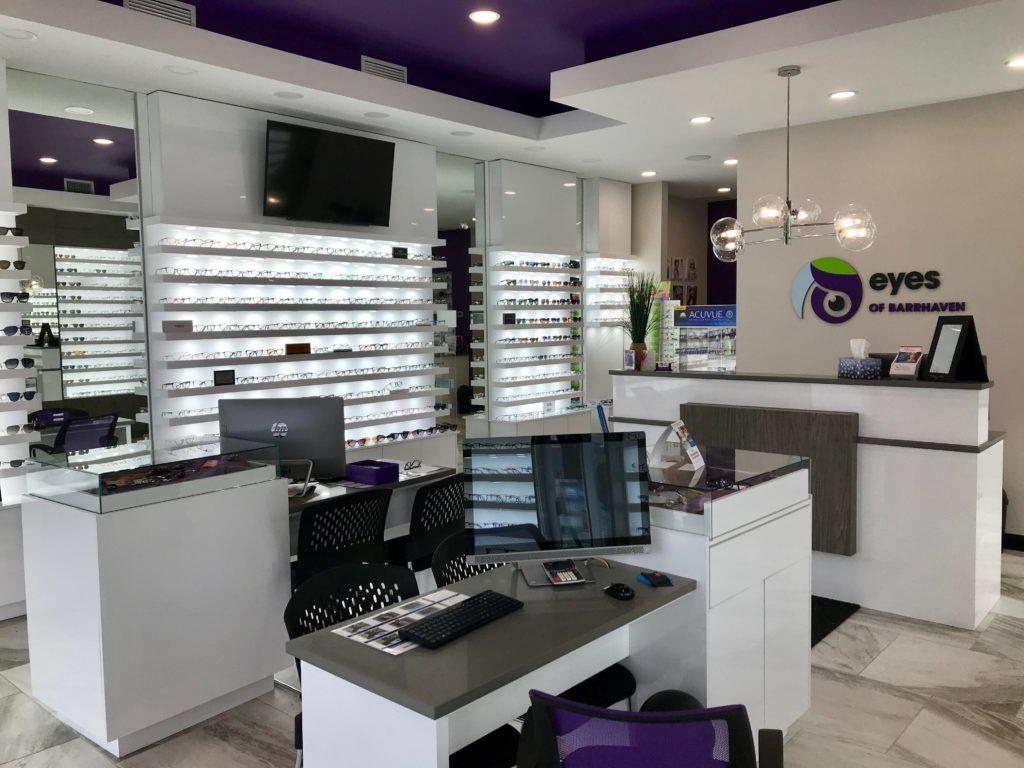 Eyes of Barrhaven Optician Eye Exams
