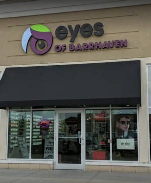 Eyes of Barrhaven Optician Eye Exams eyeglasses eyewear