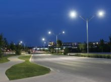 Barrhaven City of Ottawa Street Lighting
