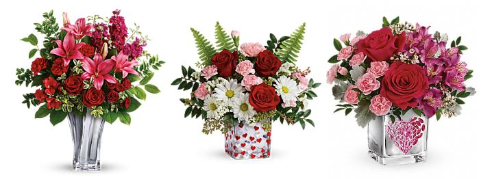 Beautiful Valentines Day Flower Arrangements For Your Barrhaven