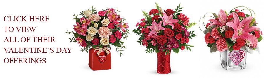 Barrhaven Florist Valentines Day all Flowers