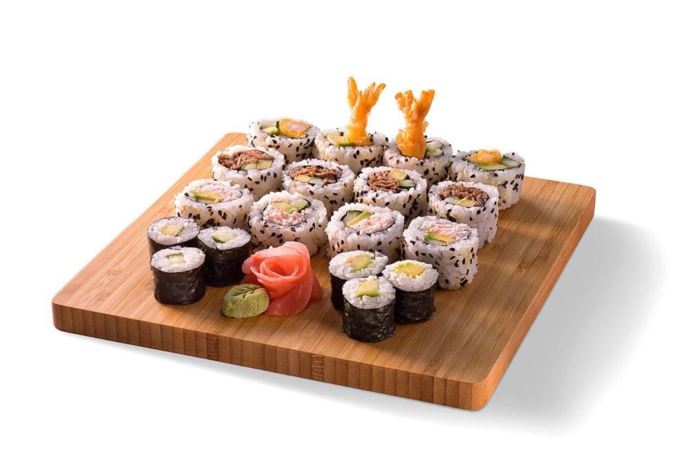 EDO Japan Barrhaven Easi Sushi Platter