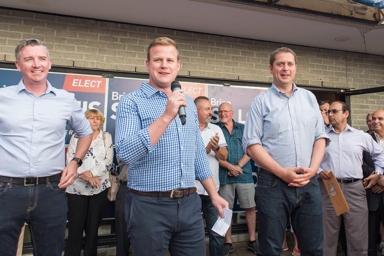 Brian St. Louis Barrhaven Conservative Candidate Election 2019