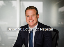 Nepean Conservative Candidate Federal Election Brian St. Louis