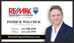 Barrhaven Real Estate - Pat Walchuk - Agent in Ottawa