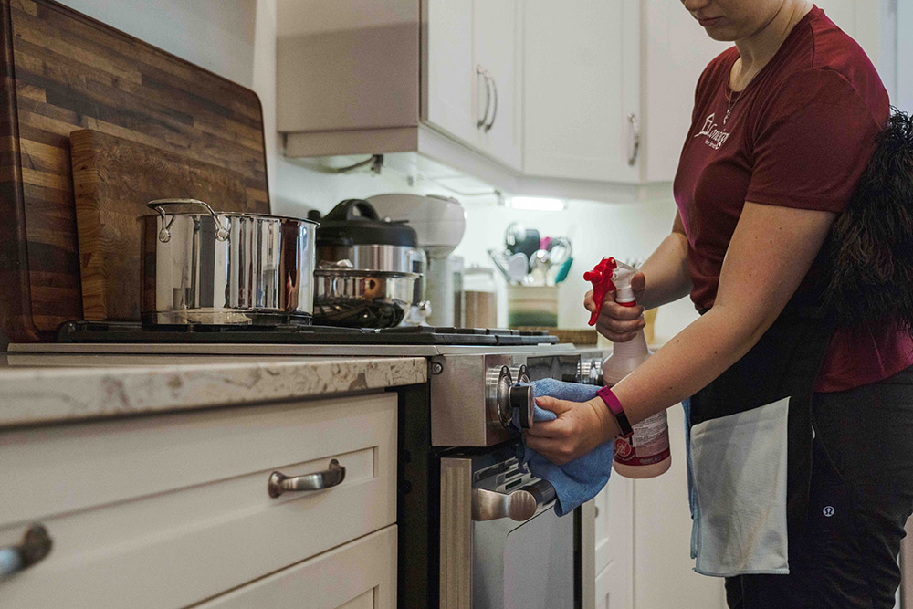 Barrhaven Residential Home Cleaning Service