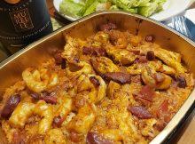 Zizis Barrhaven Restaurant paella takeaway