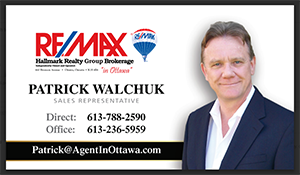 Barrhaven Real Estate Patrick Walchuk