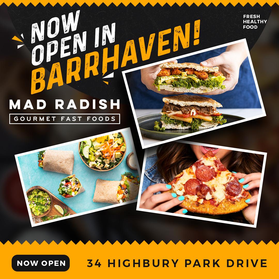 Barrhaven Mad Radish