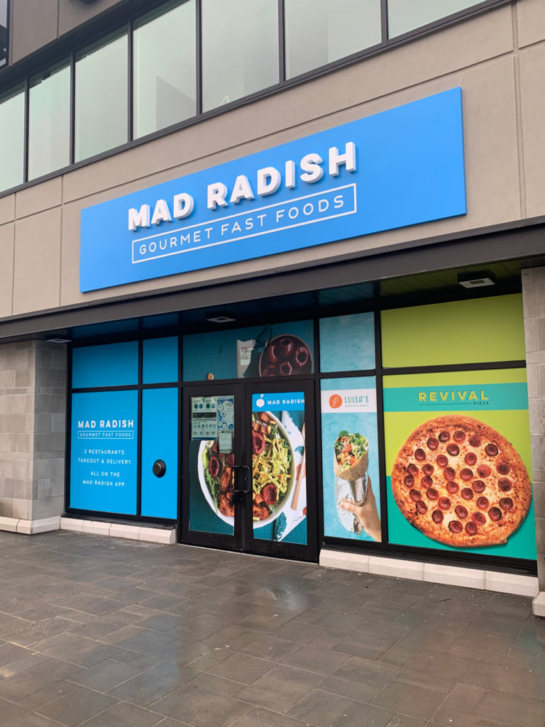 Mad Radish Gourmet Fast Foods - Barrhaven